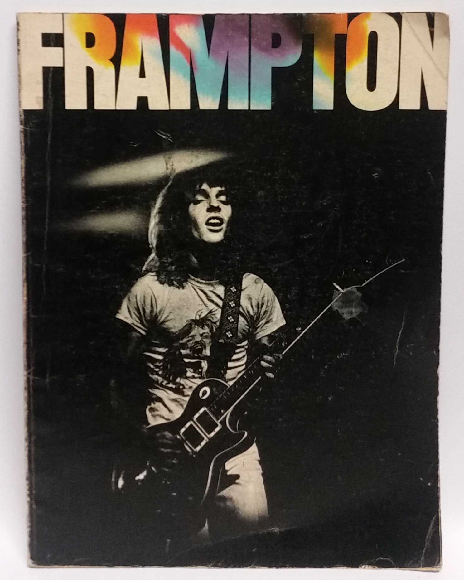 framptons first edition piano vocal guitar