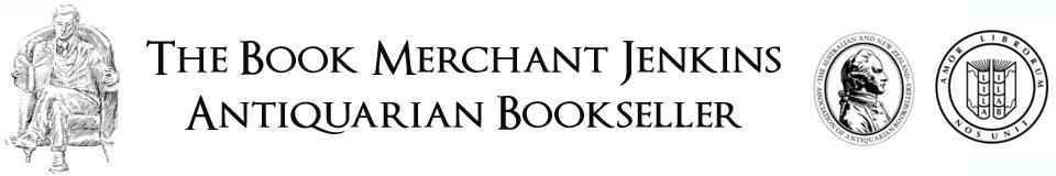 The Book Merchant Jenkins